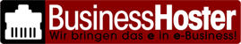 Business Hoster - Wir bringen das e in e-Business!